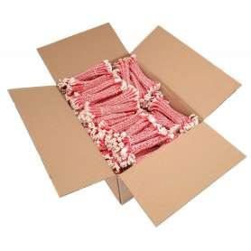 Carton 2000 Mèches Rouges de Nettoyage Arme Calibre 5.5mm à 6.5mm