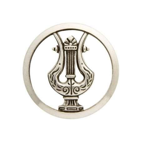 Insigne de Béret Argent MUSIQUE
