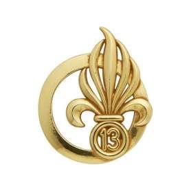 Insigne de Béret Or Légion 13ème D.B.L.E.