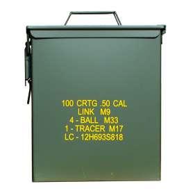 Caisse à Munition M9 Cal.50 US Large