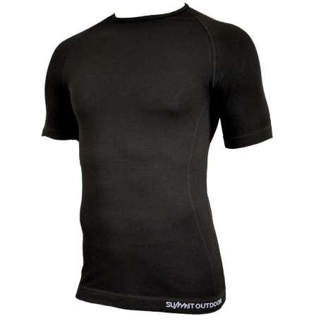 Tee-Shirt ACTIVE LINE Noir