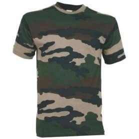 Tee-Shirt Enfant Camo Cam CE