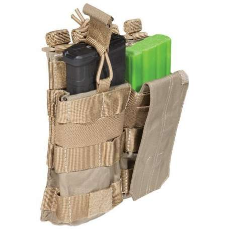 Porte-Chargeur Double AR / G36 Bungee Sandstone