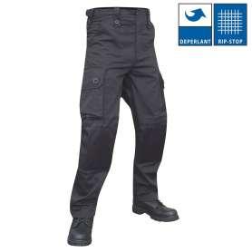 Pantalon GUERILLA RipStop Noir