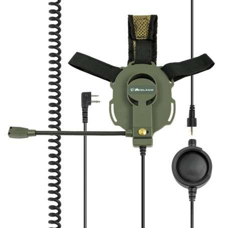 Headset Bow-M Evo Kenwood