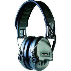 Casque Anti-Bruit Suprême Pro Serre-Tête Vert OD