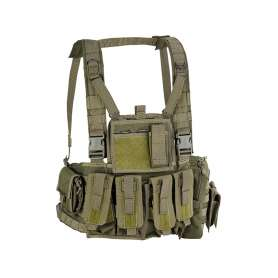 D5 - Chest Rig MOLLE RECON Vert OD