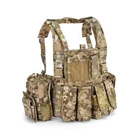 D5 - Chest Rig MOLLE RECON MultiLand