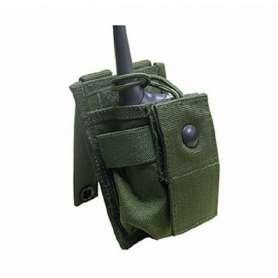Porte-Radio Small Vert OD