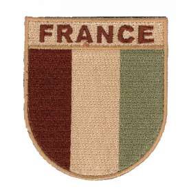 Écusson de Bras Brodé  FRANCE Désert