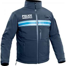 Softshell Police Municipale P.M. ONE