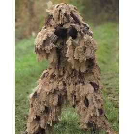 Ghillie Suit Oak Leaf 3D Désert