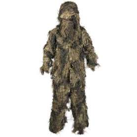 Ghillie Suit Anti-Feu Basic Woodland