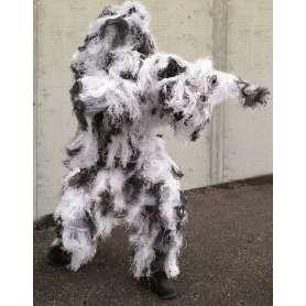 Ghillie Suit Anti-Feu Snow
