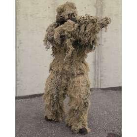 Ghillie Suit Anti-Feu Digital Désert