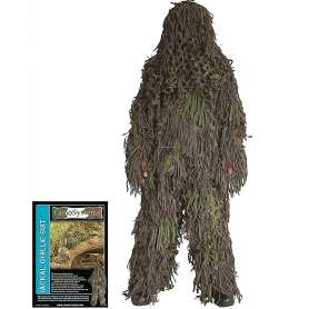 Ghillie Suit Jackal Woodland