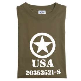 Tee-Shirt ALLIED STAR Vert