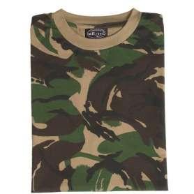 Tee-Shirt Camo Britannique DPM