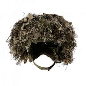Ares Couvre Casque Félin Ghillie