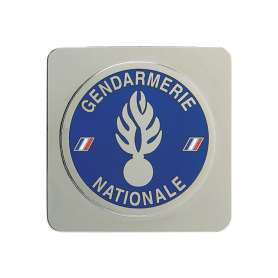 Médaille gendarmerie Nationale Support Carré