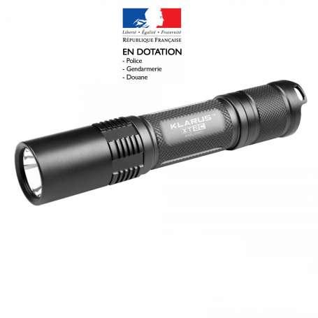 Klarus Lampe Tactique Rechargeable XT2C 1100 lumens