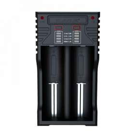 Klarus Chargeur pour 2 Batteries Rechargeables