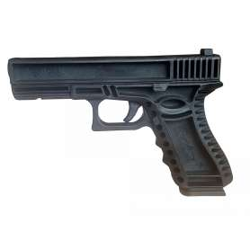 Glock 17 de Manipulation Noir