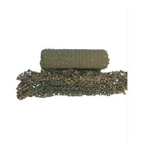 Filet de Camouflage Woodland sur Rouleau 2,4 x 78m