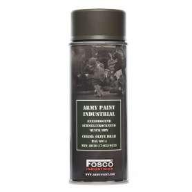 Bombe de Peinture Olive Drab RAL 6014
