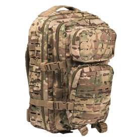 Sac ASSAULT PACK II Laser Cut Multitarn 36L