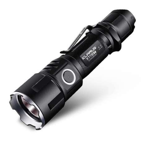 Lampe Tactique Rechargeable XT11GT LED 2000lm