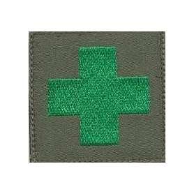ecusson-medics-croix-verte-medicale