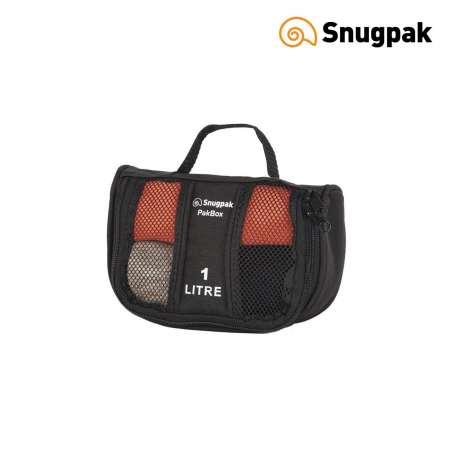 SNUGPAK - PakBox 1L Noir