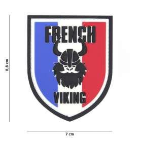 Patch 3D PVC French Viking