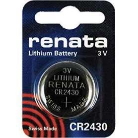 Piles Lithium CR2430 3V Renata