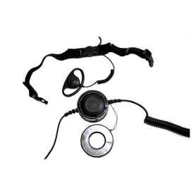 "Laryngophone ""Larme du Soleil"" Motorola XTN/CP040/GP300"
