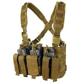 Chest Rig Recon Coyote Brown Condor