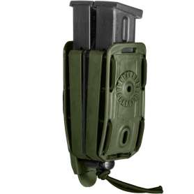 Porte-Chargeur Double PA 8BL02 Bungy Vert OD Vega Holster