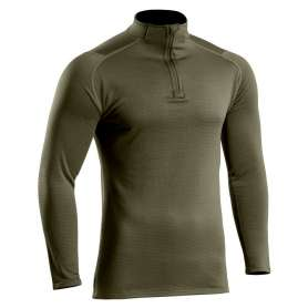 Sweat Zippé Thermo Performer Niveau 3 Vert OD T.O.E.®