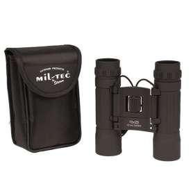 Jumelles Pliables 10x25 Noire Mil-Tec