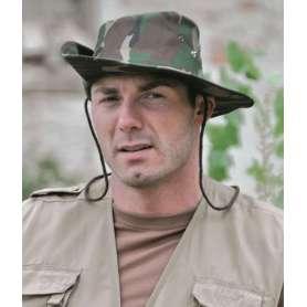 Chapeau de Brousse Woodland Mil-Tec®