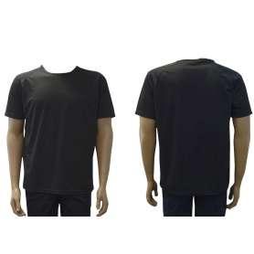T-Shirt Félin Raglan Fast Dry Noir Patrol