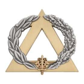 Insigne de Spécialité Brevet Moniteur Secouriste Bronze