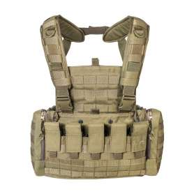 Chest Rig MKII M4 Khaki Tasmanian Tiger
