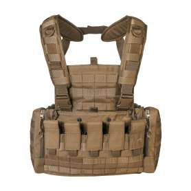Chest Rig MKII M4 Coyote Brown Tasmanian Tiger