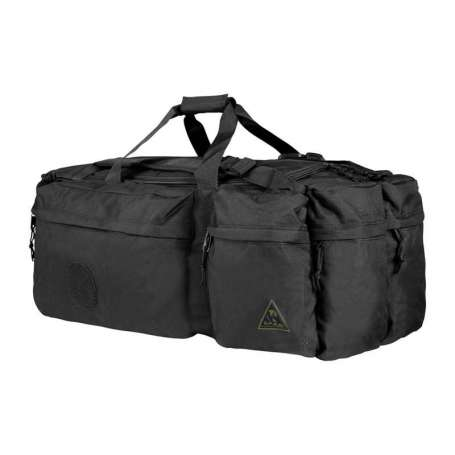 Sac Tap BAROUD 100L 7 Poches Noir Ares