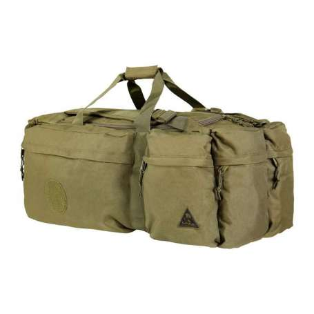 Sac Tap BAROUD 100L 7 Poches Vert OD Ares