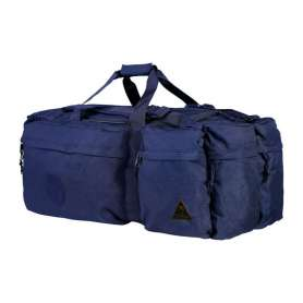 Sac Tap Baroud 100L 7 Poches Bleu Marine Ares