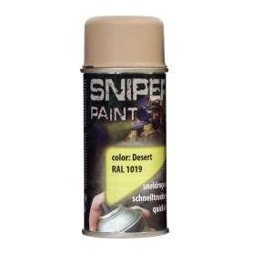 Bombe de Peinture Sniper Paint Désert 150ml