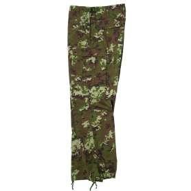 Pantalon US BDU RipStop Vegetato Mil-Tec